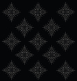 tattoo pattern vector image