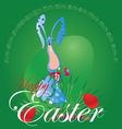 easter hot5 vector image