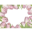 Happy Mothers day beautiful card EPS 10 vector image