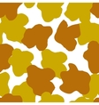 Seamless animal pattern for textile design vector image