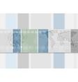 Abstract hi-tech banner design vector image vector image