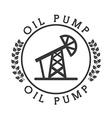 gasoline icon vector image