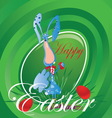 easter hot7 vector image