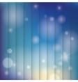 blur lights background vector image