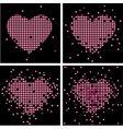 saint valentines vector image