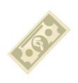 Cash paper money vector image