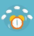 Sleep design vector image