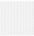 white tile wall vector image