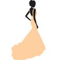 bridal shower vector image