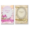 greeting Cards vector image