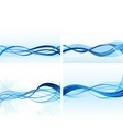 abstract background vector set vector image vector image