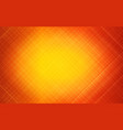 abstract orange background with stripes vector image