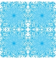 a seamless example of blue and white color vector image