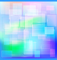 abstract geometric background of transparent vector image