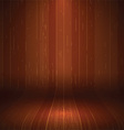 wooden display background 1710 vector image