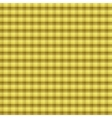 Background pattern with yellow squares vector image