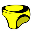 swimming trunks icon icon cartoon vector image
