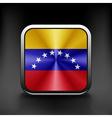 Venezuela icon flag national travel icon country vector image
