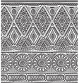 seamless pattern for tribal design Ethnic vector image