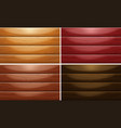 background template with wooden wall in four vector image