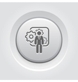 Integration Management Icon vector image