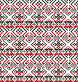 seamless background with patterns vector image vector image