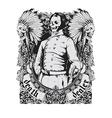 Death dealer vector image