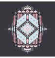 Tribal Aztec vintage seamless pattern vector image