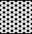 monochrome seamless pattern ornamental tiles vector image