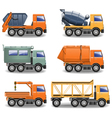 Construction Machines Set 2 vector image