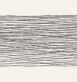 black and white abstract horizontal striped vector image
