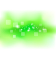 Green clean background - purity vector image