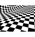 popular checker chess square abstract background vector image