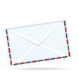 envelope background vector image