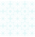 Pastel blue elegance seamless pattern vector image vector image