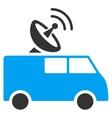 Radio Control Car Icon vector image