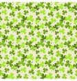Saint Paticks Day pattern vector image