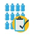 bottling Company design vector image
