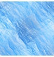 Ice Blue Seamless Background vector image