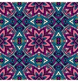 seamless ethnic tribal indianl Geometric print vector image