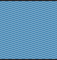 seamless pattern of blue wave background pattern vector image