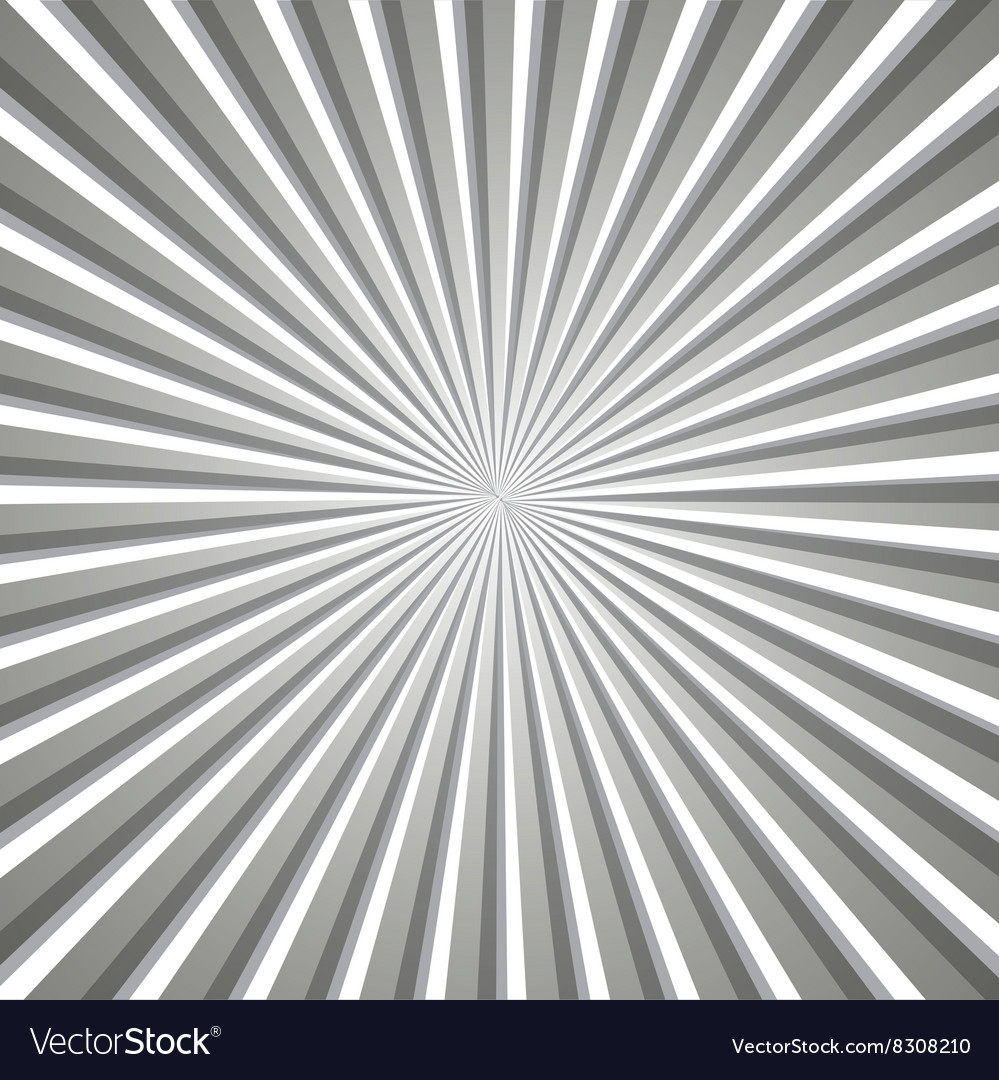 Sunburst pattern design vector