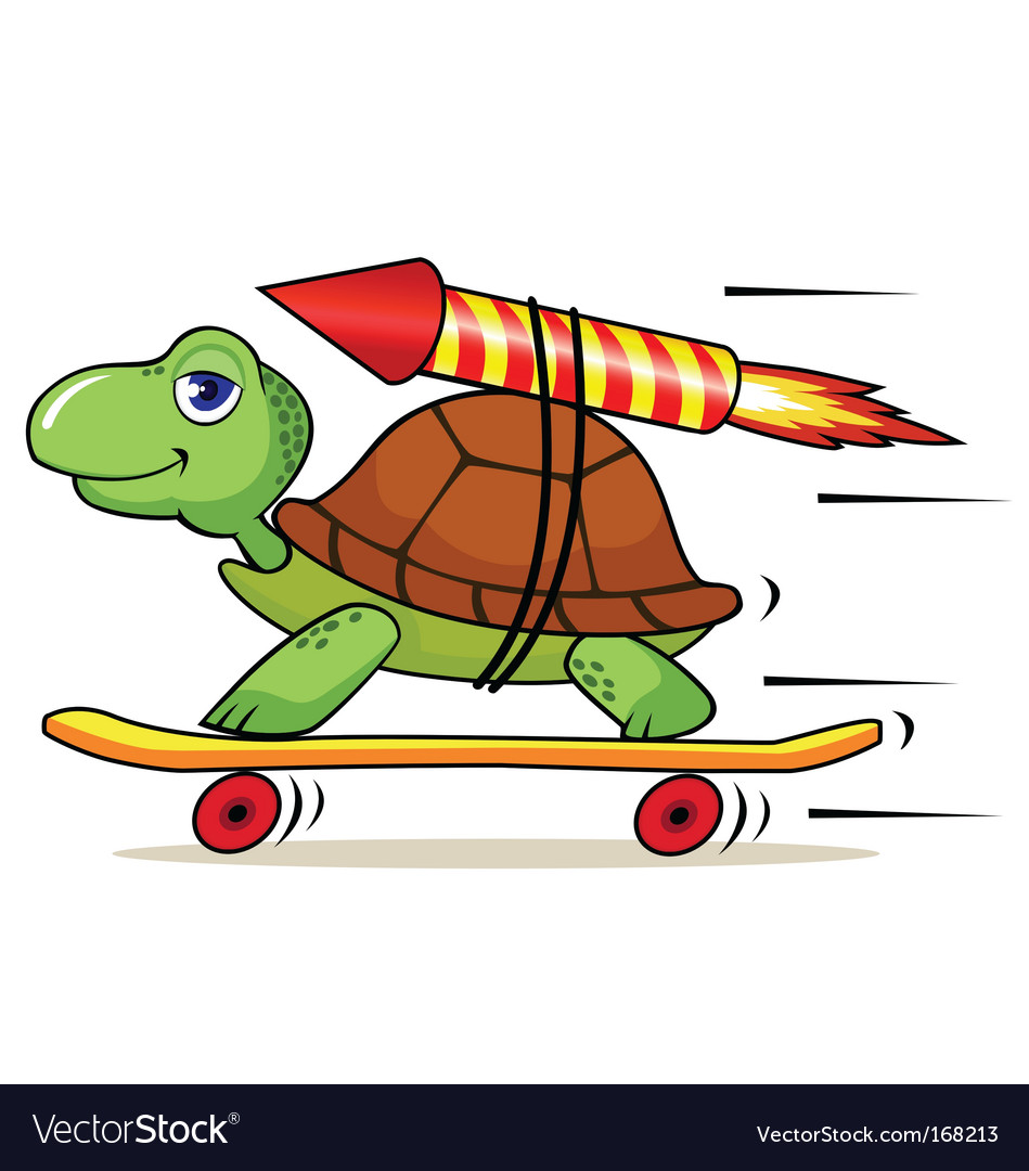 Fast turtle vector