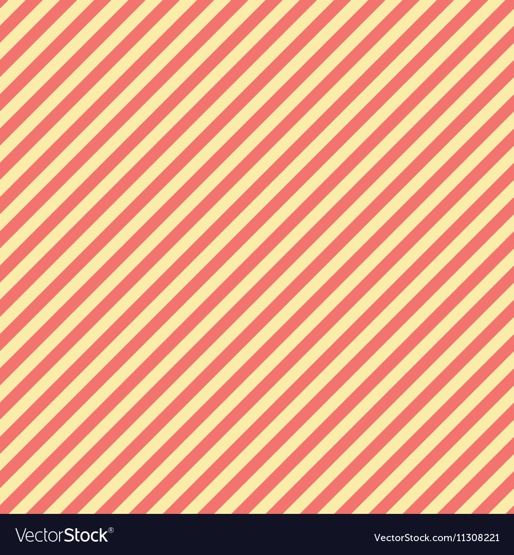 Retro striped pattern vector