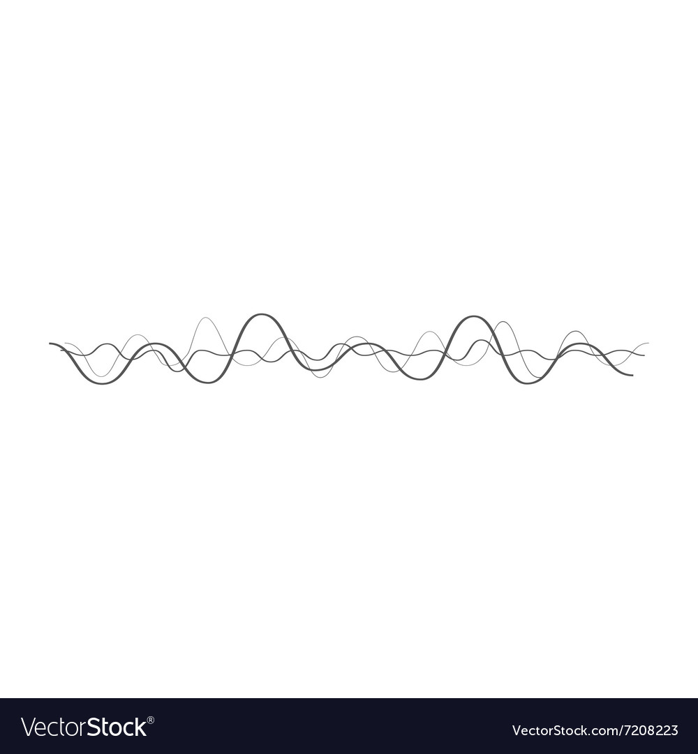 Music wave vector