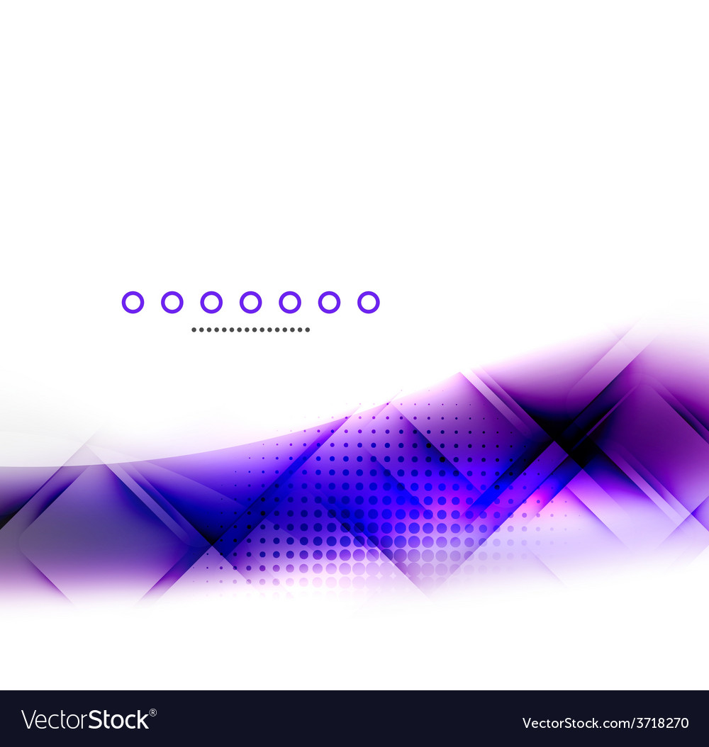 Unusual abstract background  blurred wave vector