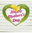March 8 Women s Day greeting card EPS 10 vector image vector image