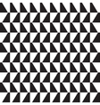 Vintage pattern background black and white vector image
