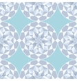 Diamond stone seamless background vector image