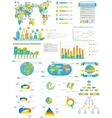 INFOGRAPHIC WEB COLLECTION SPECIAL EDITION vector image vector image